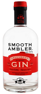 Smooth Ambler Gin Greenbrier 750ml